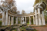 The Apollo Colonnade in Pavlovsk Park, Russia