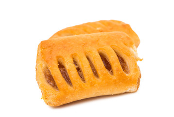 strudels isolated
