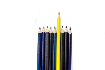 unique pencil