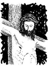 Gesù crocefisso