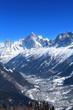 Aiguille Verte - Les Houches / Chamonix  (Haute-Savoie)