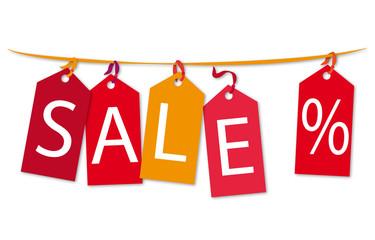 Sale - Prozente - Vektor