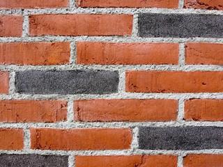 Backstein Mauer