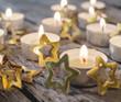 Frohe Weihnachten: Sternen- und Lichter-Meer