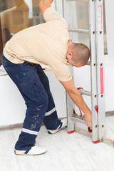 Handyman Mounting Step Ladder