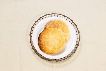 パン 朝食イメージ