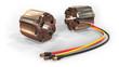 Постер, плакат: Electric motors for RC models