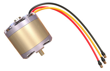 Electric motor for RC models