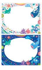海のカード