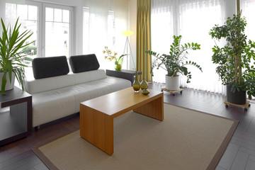 Wohnzimmer  © Matthias Buehner