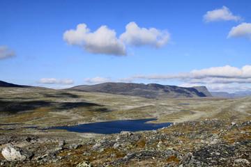 Unterwegs in schwedisch Lappland