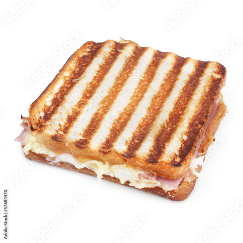 France - Croque-monsieur