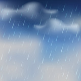 Rain background