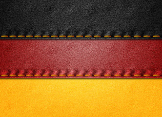 Denim Germany flag