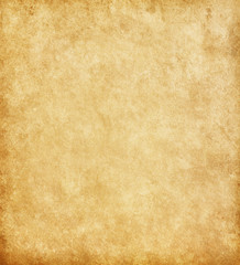 Grunge beige paper background.