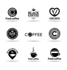 Set of coffee icons (2)