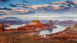 Lake Powell from Alstrom Point - 57697660