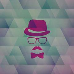 hipster bg