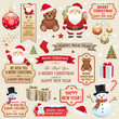 Christmas and new year elements - 57700865
