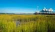 Charleston harbor - 57701626