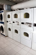 Self-Service Clothes Dryers