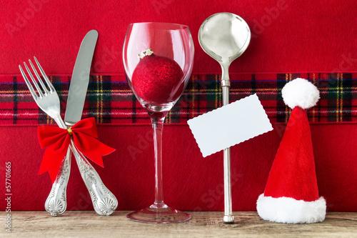 Weihnachten - Dinner