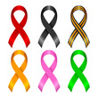 Different ribbons