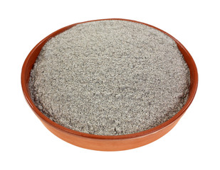 Organic Buckwheat Flour Dish