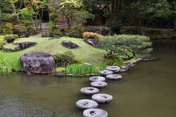 Nara, Japan - Isuien Garden