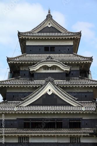 Japan - Matsumoto castle