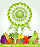 star award for environmentally friendly fresh product