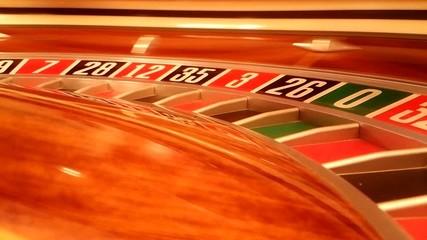 inside roulette wheel