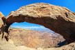 View of Mesa Arch