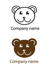 "Logo ""Chocolate sweet bear"""