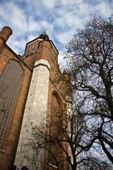 St. Mary's Church, Stralsund, northern Germany