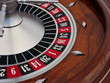 playing with chips at a roulette table