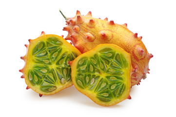 Tropical fruit Kiwano