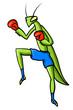 Muay thai mantis