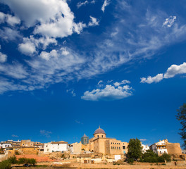 Requena in Valencia province a wine region of Spain