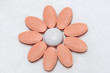 pills flower, natural medicines for human health