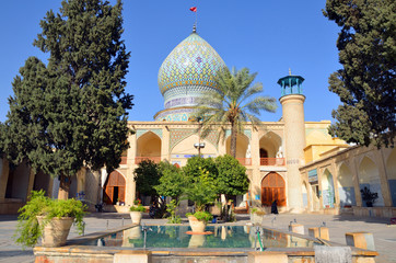 Ali Ebn-e Hamze Shrine in Shiraz,Iran