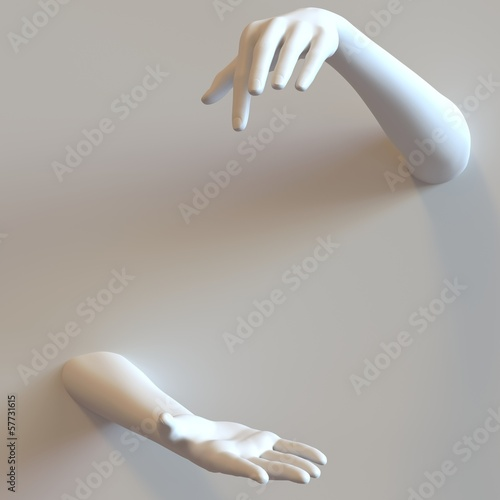Display Hands