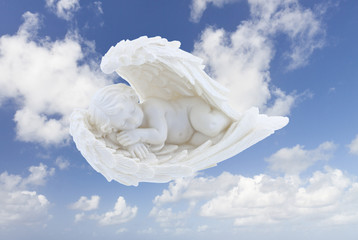 angelot endormi