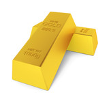 Two golden ingots