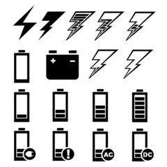 battery charge set