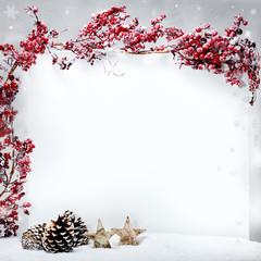 Voucher for christmas