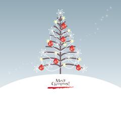 ChristmastreeOnTheHill
