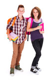 Teen Kids returning to School