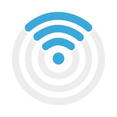 Bleu wifi