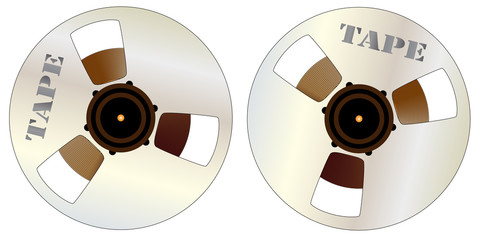 Reels of Magnetic Tape